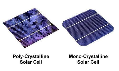 Poly Vs Mono Crystalline Tindo Solar