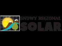 Snowy Regional Solar web logo